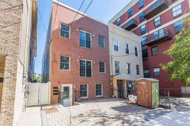 54 Sherman Ave #3, Jc, Heights, NJ 07307 (MLS #170016492) :: The Trompeter Group