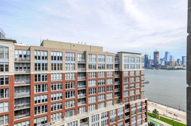 1025 Maxwell Lane #1107, Hoboken, NJ 07030 (MLS #170016494) :: The Trompeter Group