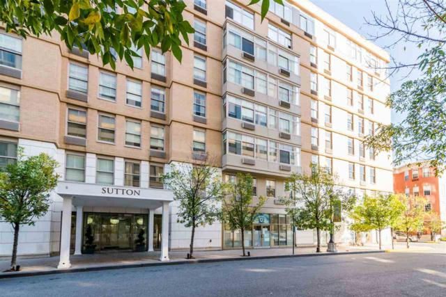 10 Regent St #210, Jc, Downtown, NJ 07302 (MLS #170018087) :: The Trompeter Group