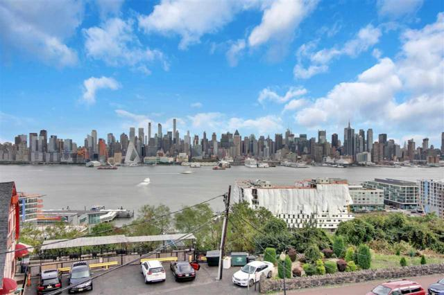 963 Blvd East 4-4, Weehawken, NJ 07086 (MLS #170018151) :: Marie Gomer Group