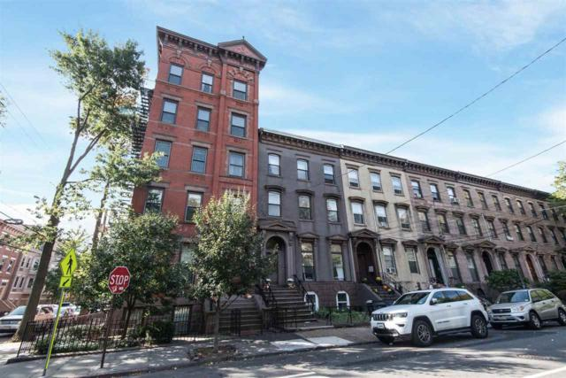 277 York St #202, Jc, Downtown, NJ 07302 (MLS #170018426) :: The Trompeter Group