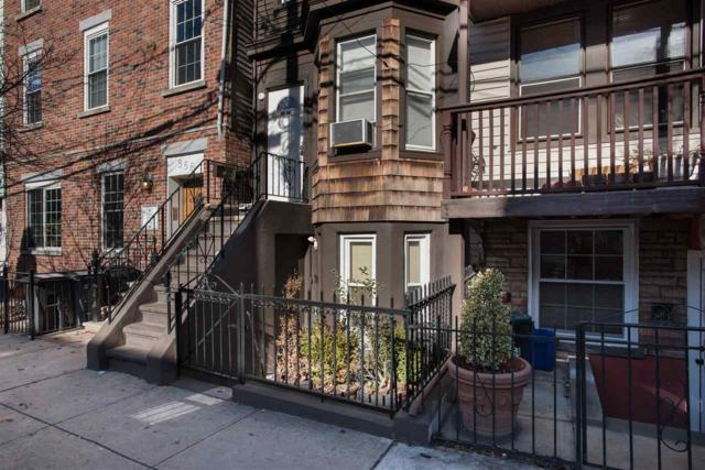 354.5 4TH ST, Jc, Downtown, NJ 07302 (MLS #170019366) :: The Trompeter Group