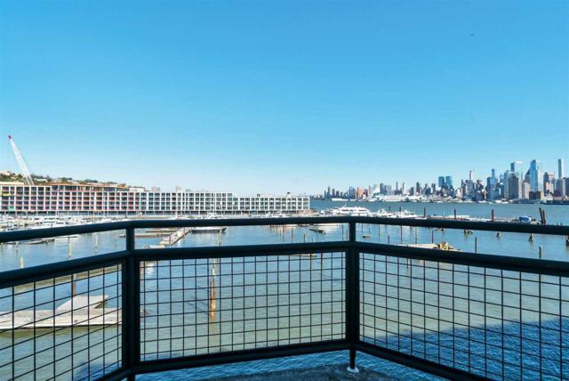 600 Harbor Blvd #947, Weehawken, NJ 07086 (MLS #170019398) :: The Trompeter Group