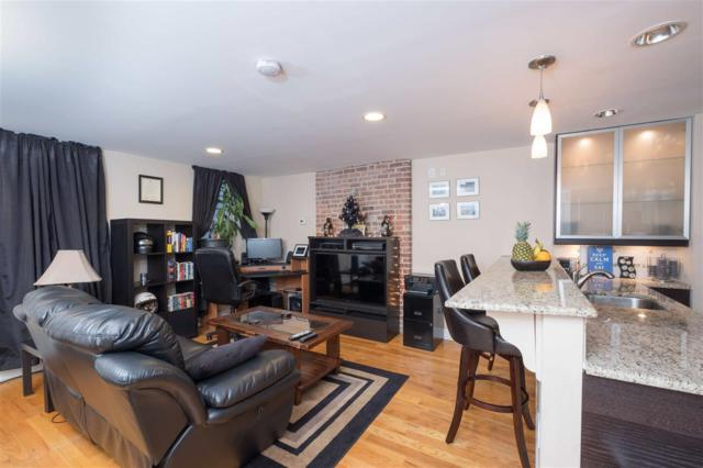 105 Erie St B, Jc, Downtown, NJ 07302 (MLS #170019644) :: The Trompeter Group