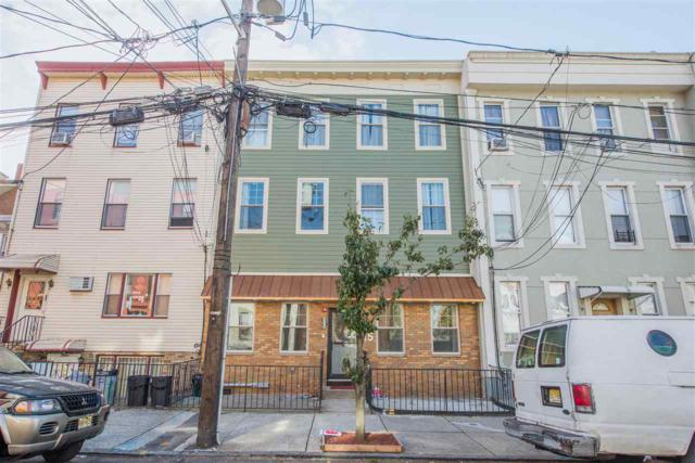 15 St Pauls Ave #5, Jc, Journal Square, NJ 07306 (MLS #170019676) :: The Trompeter Group