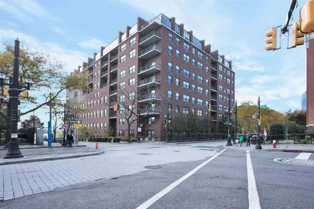 1 Greene St G5, Jc, Downtown, NJ 07302 (MLS #170019748) :: The Trompeter Group