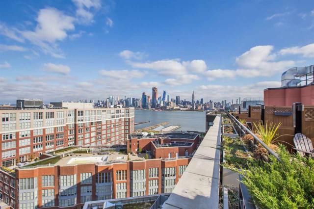 1100 Maxwell Lane #1205, Hoboken, NJ 07030 (MLS #170019791) :: The Trompeter Group