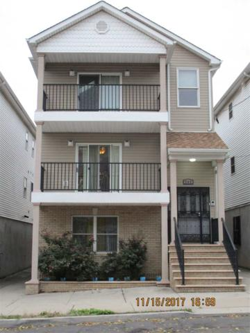 262 Custer Ave #2, Jc, West Bergen, NJ 07305 (MLS #170019943) :: The Trompeter Group