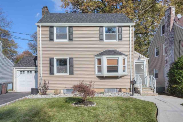 389 Sherwood Rd, Union Twp, NJ 07083 (MLS #170019958) :: The DeVoe Group