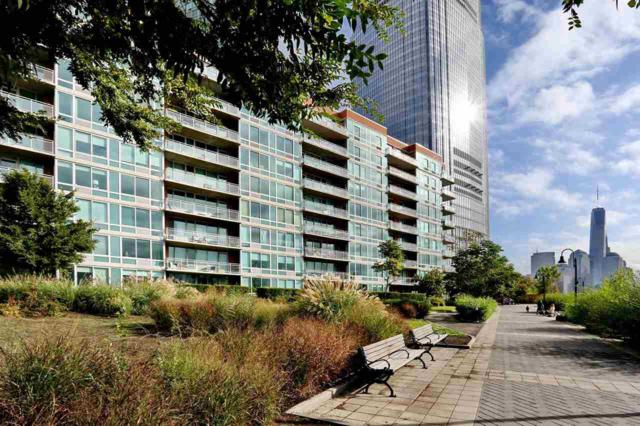 25 Hudson St #614, Jc, Downtown, NJ 07302 (MLS #170019969) :: The DeVoe Group