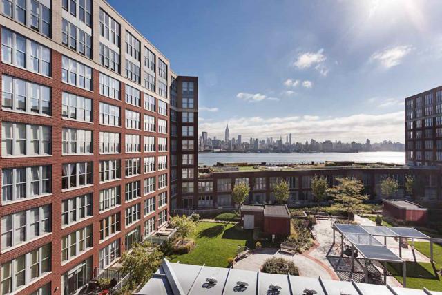 1125 Maxwell Pl #815, Hoboken, NJ 07030 (MLS #170020083) :: The DeVoe Group