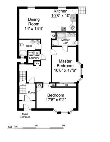 34 Lienau Pl #1, Jc, Heights, NJ 07307 (MLS #170020779) :: Marie Gomer Group