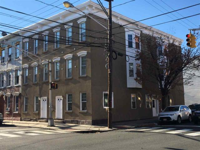 95 Webster Ave 3F, Jc, Heights, NJ 07307 (MLS #170020870) :: Marie Gomer Group