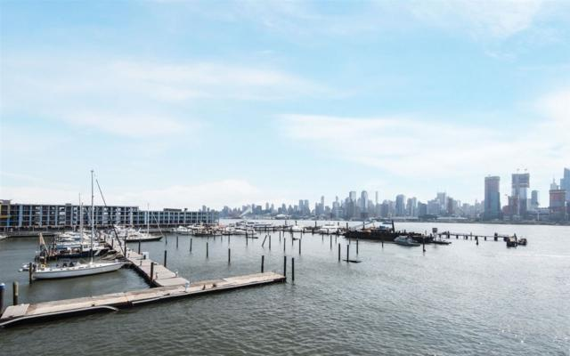 600 Harbor Blvd #839, Weehawken, NJ 07086 (MLS #170021106) :: Marie Gomer Group