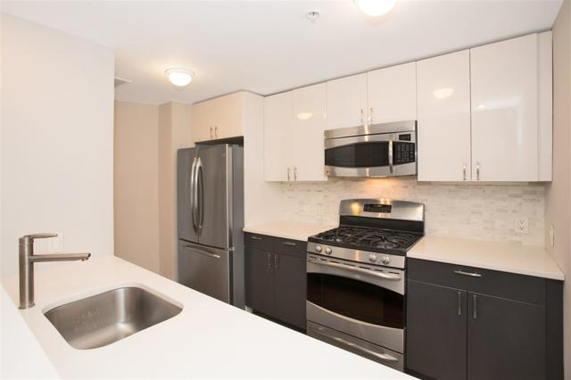 327 3RD ST #303, Jc, Downtown, NJ 07302 (MLS #180000379) :: The Trompeter Group