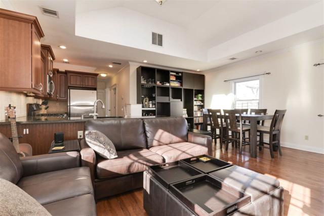 407 1ST ST #2, Jc, Downtown, NJ 07302 (MLS #180000620) :: The Trompeter Group