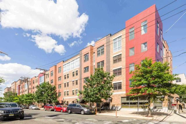650 2ND ST 4H, Hoboken, NJ 07030 (MLS #180000836) :: Keller Williams City Life Realty