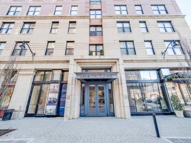 25 Mcwilliams Pl #505, Jc, Downtown, NJ 07302 (MLS #180000971) :: The Trompeter Group
