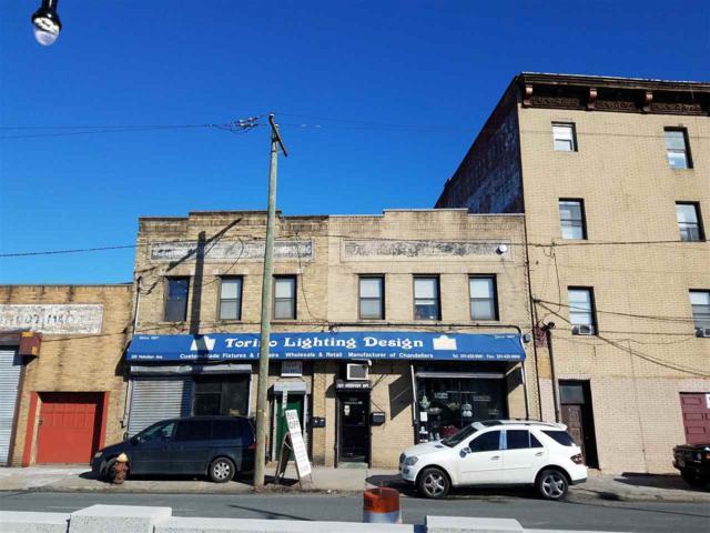 320 - 322 Hoboken Ave, Jc, Journal Square, NJ 07306 (MLS #180000983) :: The Trompeter Group