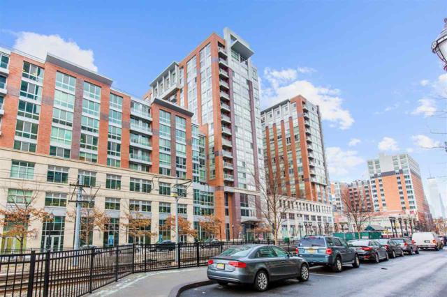 201 Luis M Marin Blvd #1113, Jc, Downtown, NJ 07302 (MLS #180001071) :: The Trompeter Group