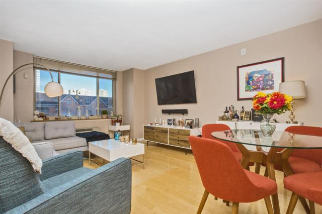 65 2ND ST #404, Jc, Downtown, NJ 07302 (MLS #180001193) :: The Trompeter Group
