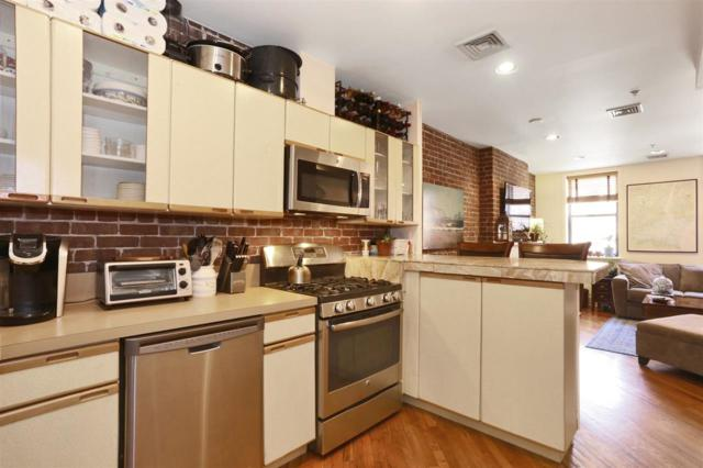 123 Willow Ave #4, Hoboken, NJ 07030 (MLS #180001219) :: The Trompeter Group