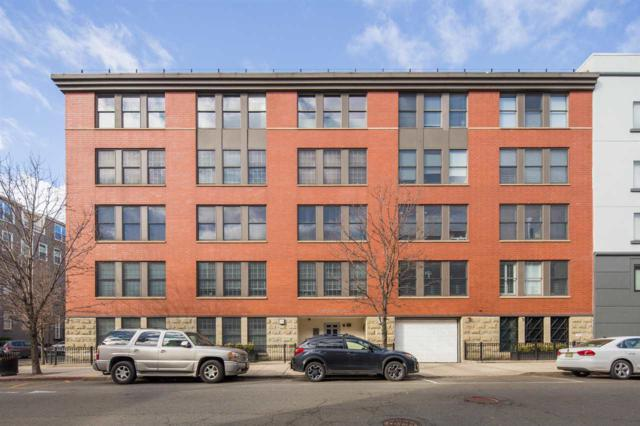 1100 Clinton St #301, Hoboken, NJ 07030 (MLS #180002820) :: The DeVoe Group