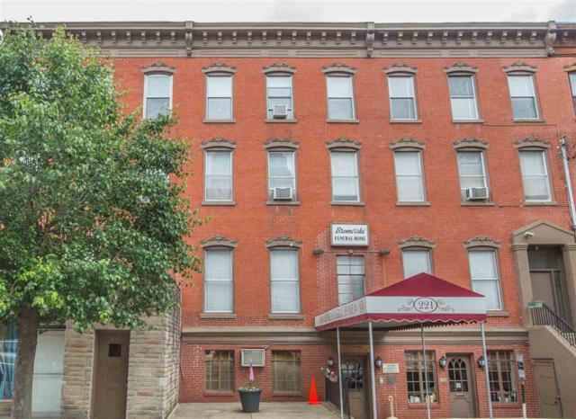 219-221 Warren St, Jc, Downtown, NJ 07302 (MLS #180002828) :: The DeVoe Group