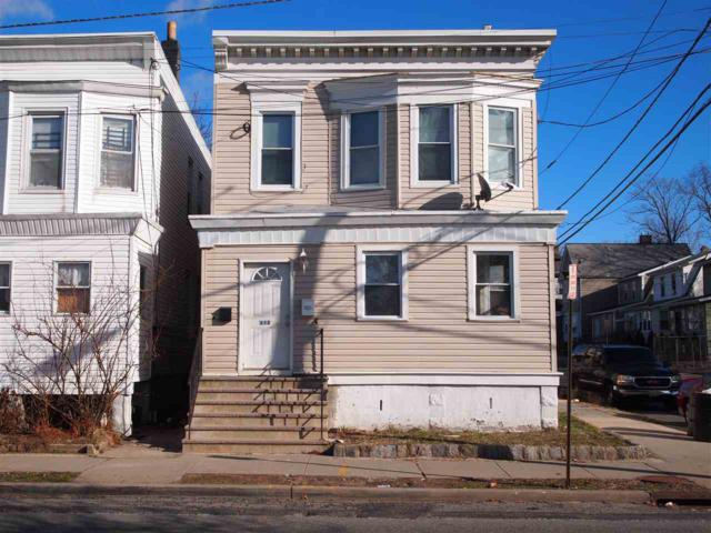 312 Grove St, Newark, NJ 07103 (MLS #180004155) :: The Sikora Group