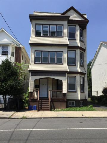 609 SOUTH 19TH ST, Newark, NJ 07103 (MLS #180004694) :: The Sikora Group