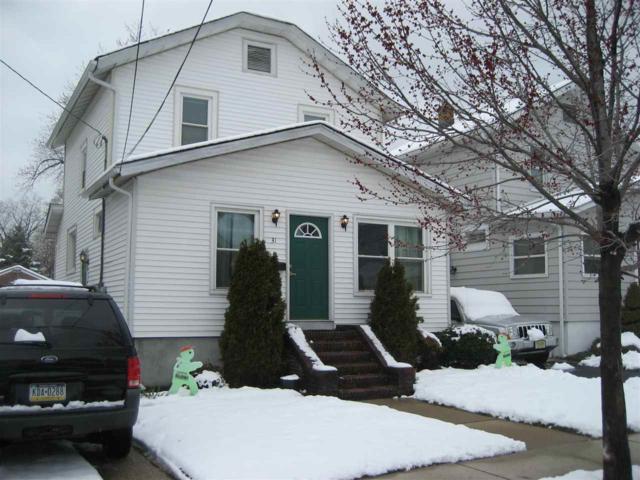 31 Lafayette Pl, Lyndhurst, NJ 07071 (MLS #180005721) :: The Trompeter Group
