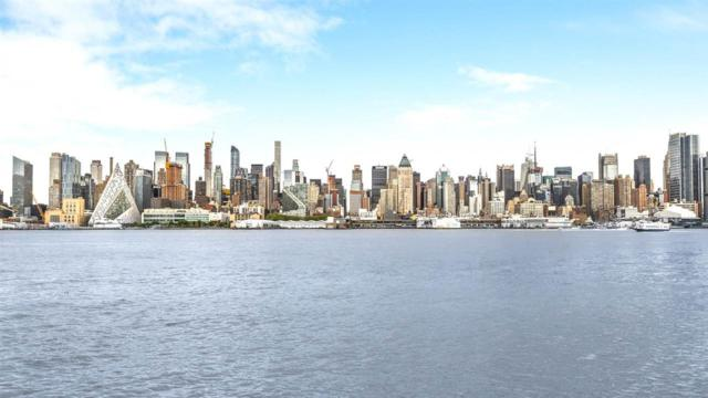 1000 Avenue At Port Imperial 107 (TH), Weehawken, NJ 07086 (MLS #180006464) :: The Trompeter Group