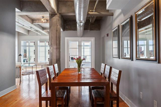 140 Bay St 6C, Jc, Downtown, NJ 07302 (MLS #180006891) :: The Trompeter Group