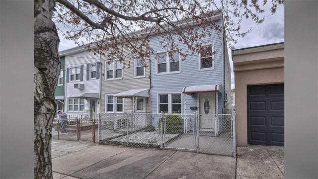 70 East 25Th St, Bayonne, NJ 07002 (MLS #180006912) :: The Trompeter Group