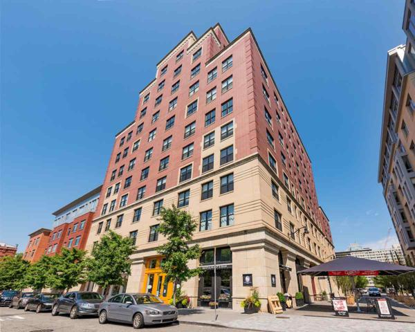232 Pavonia Ave #211, Jc, Downtown, NJ 07302 (MLS #180006923) :: The Trompeter Group