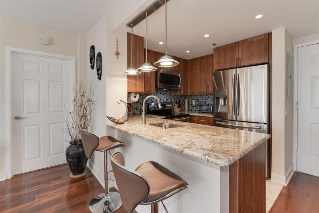 1 2ND ST #709, Jc, Downtown, NJ 07302 (MLS #180007077) :: The Trompeter Group