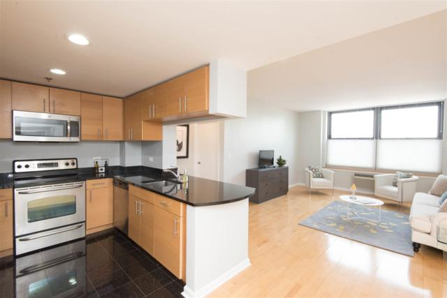 102 Christopher Columbus Dr #506, Jc, Downtown, NJ 07302 (MLS #180007261) :: The Trompeter Group