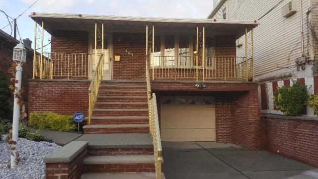 181 West 25Th St, Bayonne, NJ 07002 (MLS #180007500) :: Keller Williams City Life Realty