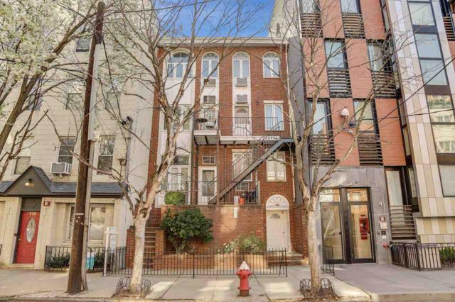 117 Clinton St 2FN, Hoboken, NJ 07030 (MLS #180007504) :: Keller Williams City Life Realty