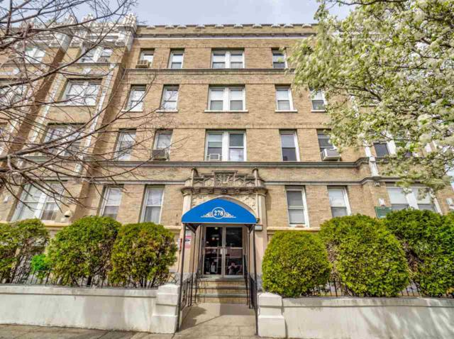 278 Magnolia Ave #5, Jc, Journal Square, NJ 07306 (MLS #180007559) :: Keller Williams City Life Realty