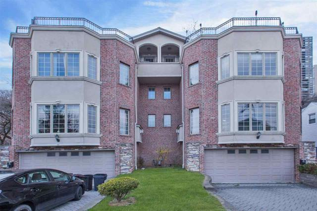 88 Myrtle Ave B, Edgewater, NJ 07020 (MLS #180008111) :: The Trompeter Group