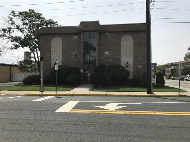 199 Bergen Turnpike 3F, Ridgefield Park, NJ 07660 (MLS #180009363) :: The Trompeter Group