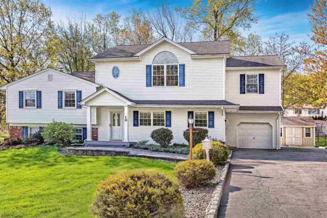 10 Miller Ave, Rockaway Township, NJ 07866 (MLS #180009431) :: The Sikora Group
