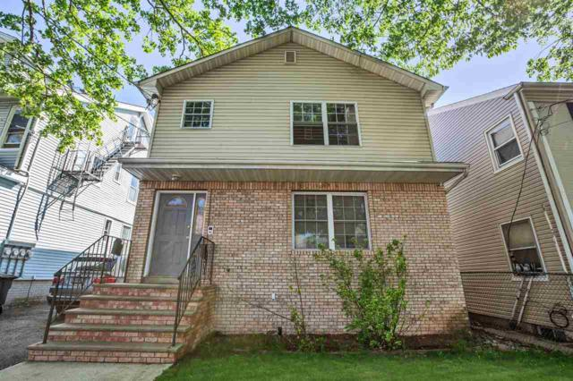 183 Chancellor Ave, Newark, NJ 07112 (MLS #180009812) :: The Trompeter Group