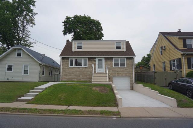 646 Belleville Ave, Belleville, NJ 07109 (MLS #180009849) :: The Trompeter Group