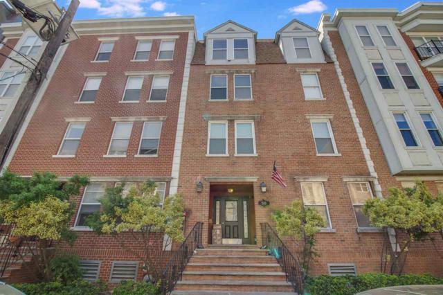 510 Monroe St #407, Hoboken, NJ 07030 (MLS #180010589) :: The Sikora Group