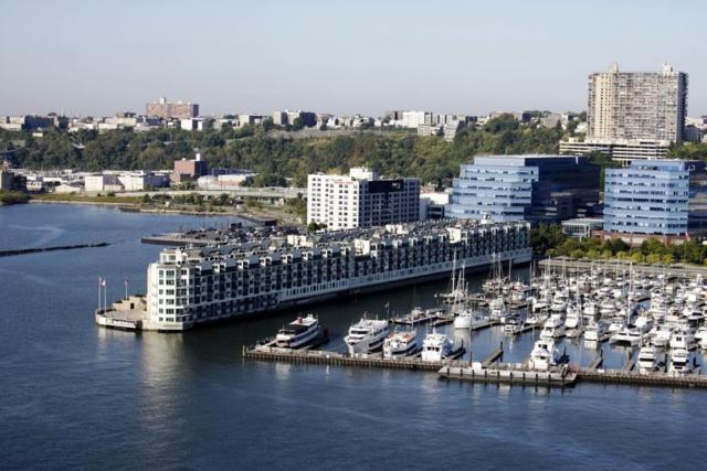 600 Harbor Blvd #1071, Weehawken, NJ 07086 (MLS #180010938) :: The Trompeter Group