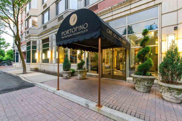 65 2ND ST #911, Jc, Downtown, NJ 07302 (MLS #180011094) :: The Trompeter Group