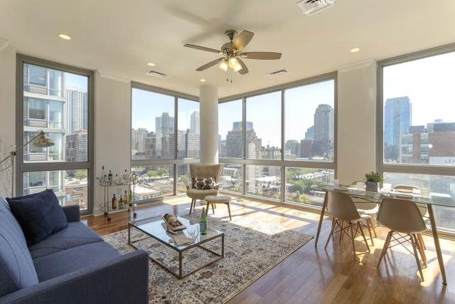 201 Luis M Marin Blvd #1008, Jc, Downtown, NJ 07302 (MLS #180011328) :: The Trompeter Group