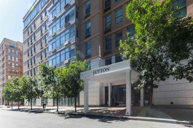 10 Regent St #605, Jc, Downtown, NJ 07302 (MLS #180011352) :: The Trompeter Group